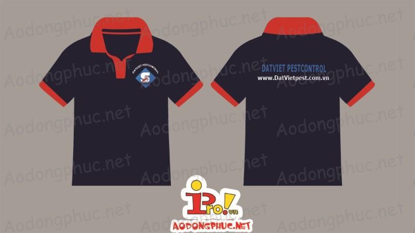 Áo đồng phục CTY ĐV