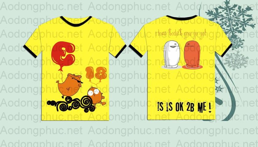 Áo đồng phục lớp 2B Hà Nội