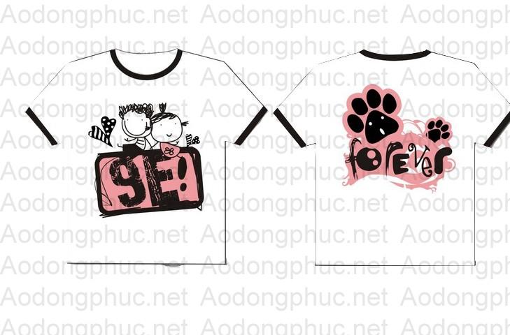 áo đồng phục lớp 9e Hà Nội