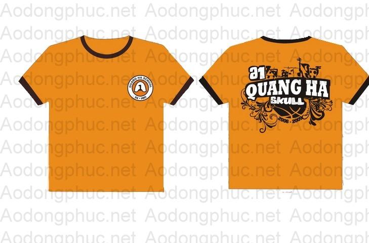 Áo đồng phục lớp A1 Quảng Ninh
