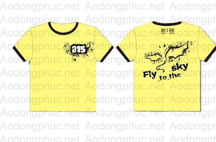Áo đồng phục lớp A15 Hà Nội
