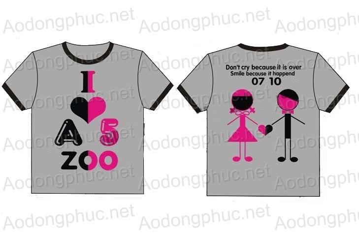 Áo đồng phục a5-zoo
