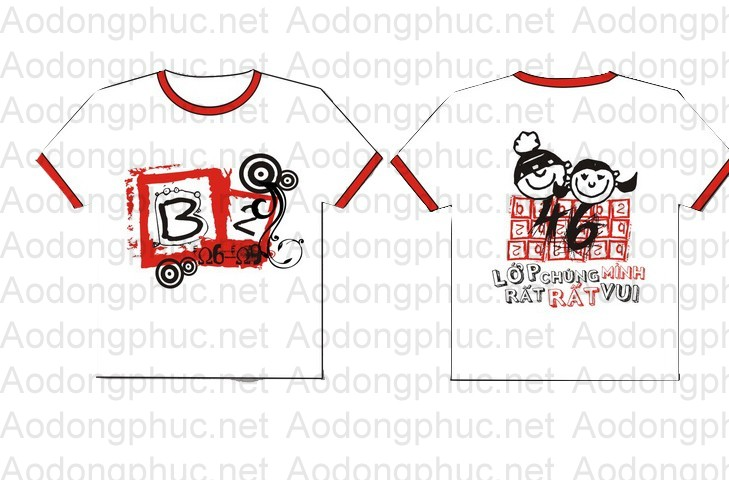Áo đồng phục lớp B2 Hà Nội