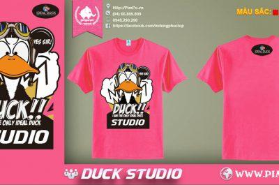 Áo đồng phục duck studio