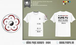áo đồng phục KungFu