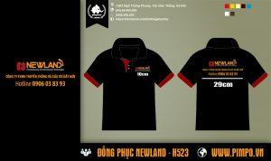 áo đồng phục Newland