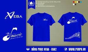 áo đồng phục Vega
