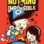 áo đồng phục noting impossible