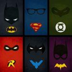 Mẫu áo đồng phục siêu anh hùng