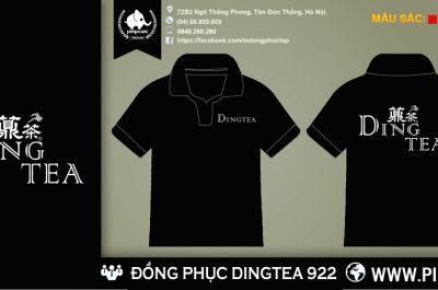 Áo đồng phục Dingtea