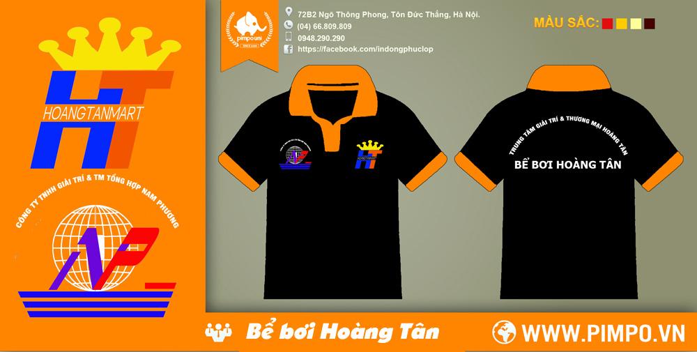 Đồng phục bể bơi Hoàng Tân