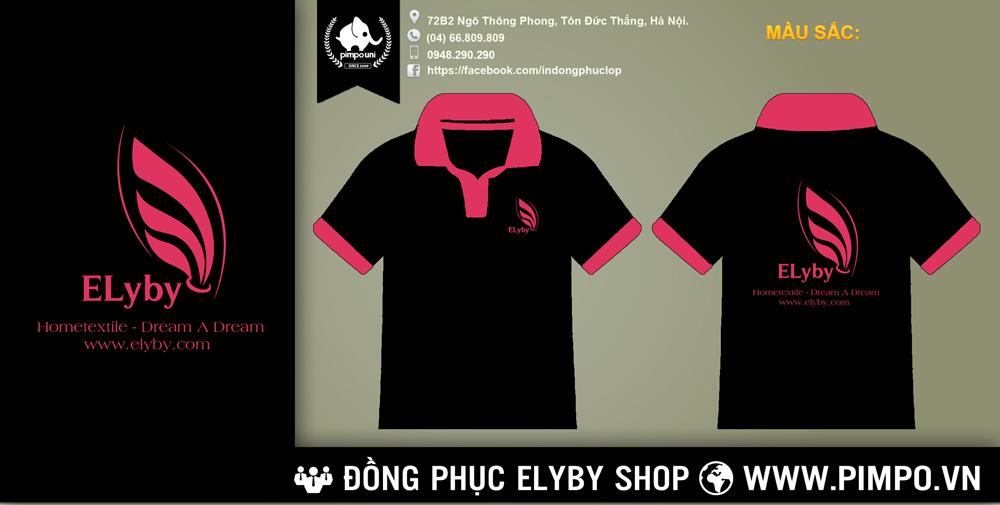Áo đồng phục Elyby Shop