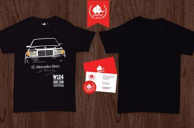 Áo đồng phục Mercedes-benz club