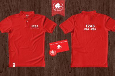 Áo kỉ niệm 12A3