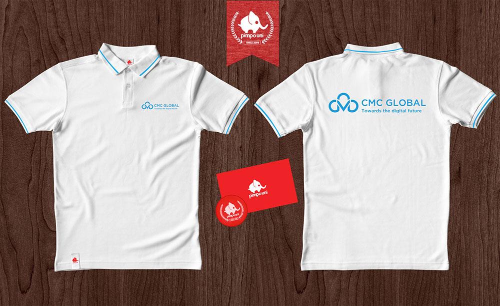 Áo đồng phục công ty cmc global