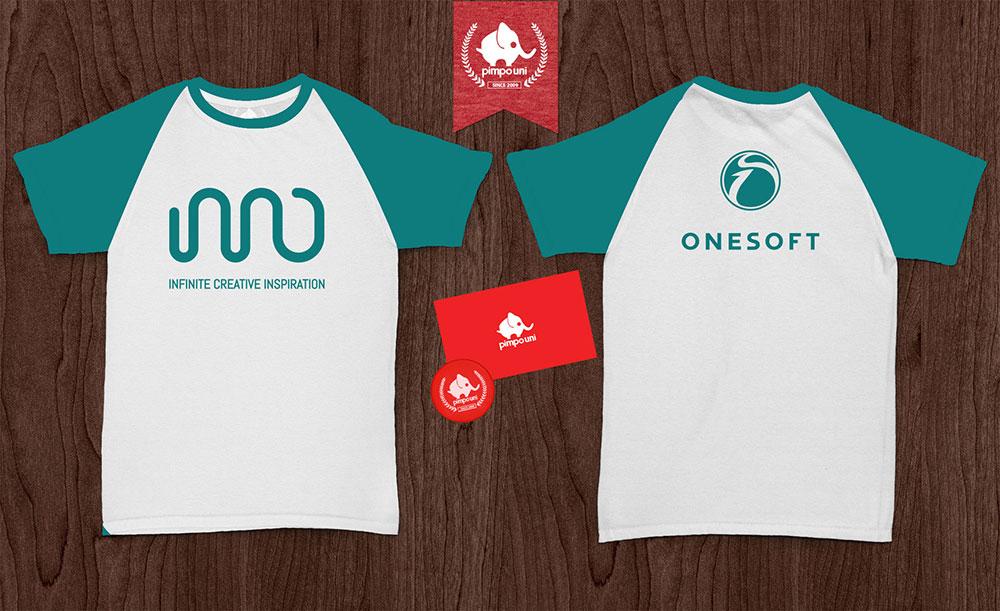 Áo đồng phục công ty onesoft