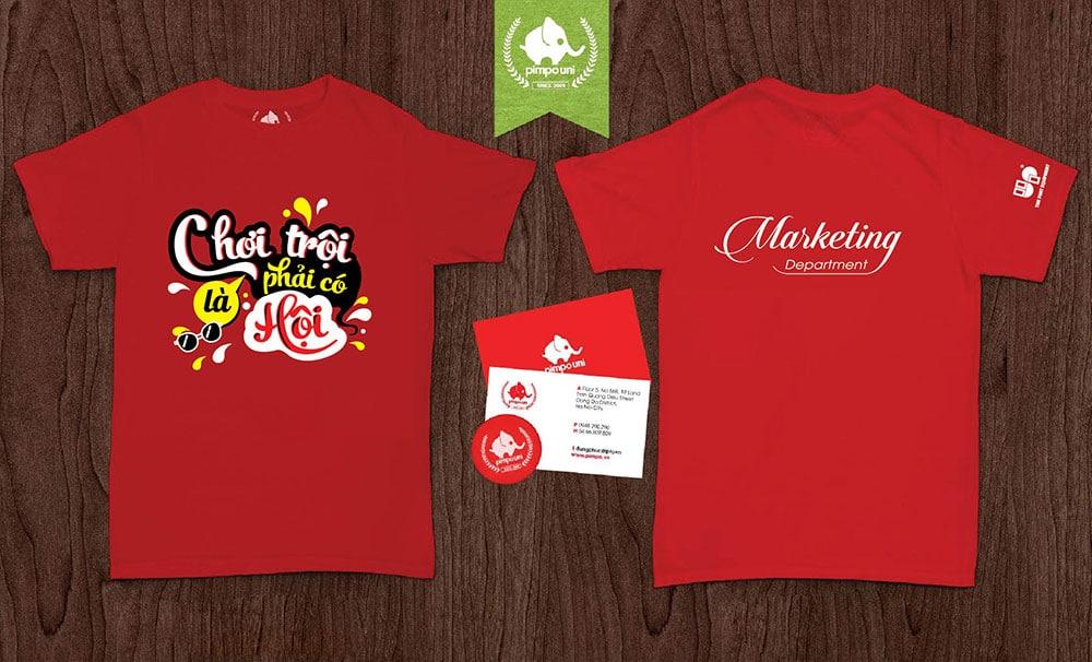 Đồng phục teambuilding  Tân Phát
