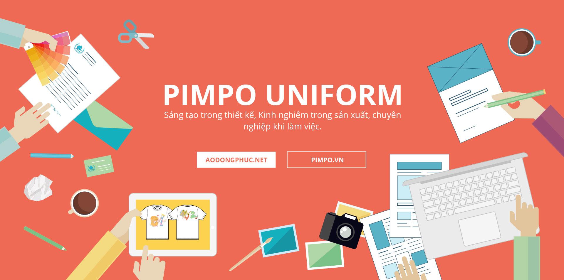 Áo đồng phục lớp, áo đồng phục cao cấp giá rẻ – Pimpo Uniform