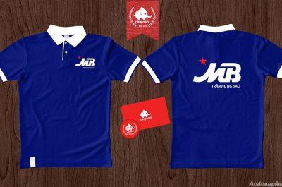 Áo đồng phục ngân hàng MBbank
