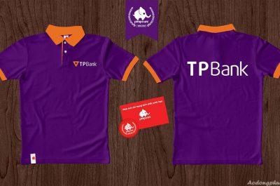 Áo đồng phục ngân hàng TP-Bank